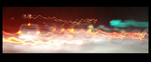 Study of Night Traffic