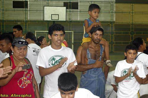 Capoeira Raízes 16 por você.