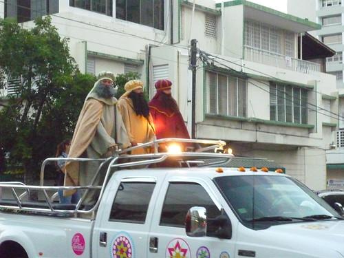 Los tres reyes, San Juan, PR