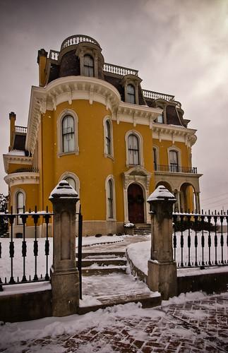 Culberson Mansion