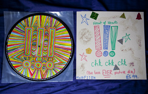 Chk Chk Chk - Best. Ever. Picture. Disc.