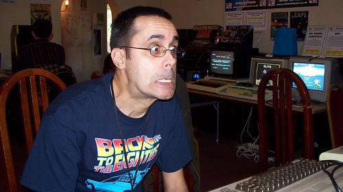 Vinny Mainolfi's gaming face ;)