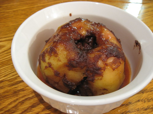 honey pecan baked apples