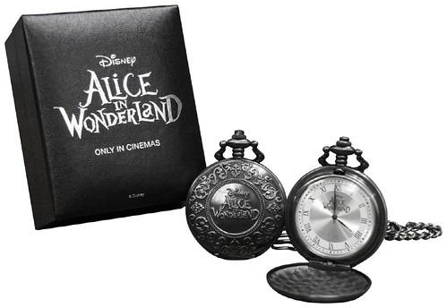 Alice in Wonderland LE pocket watch
