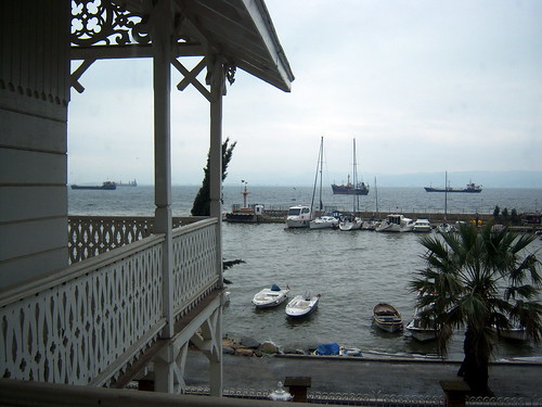 Osman Hamdi Bey's waterfront Eskihisar house