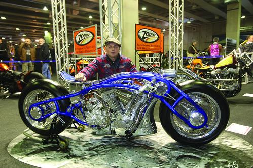 Motor Bike Expo at Verona, Italy: Run Up to European Championship