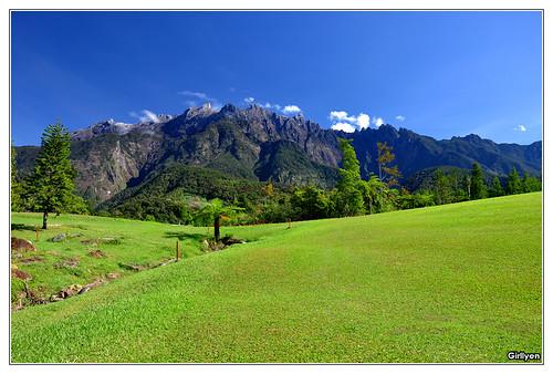 Kinabalu Mountain