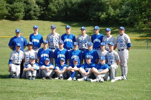 JV Baseball 2010