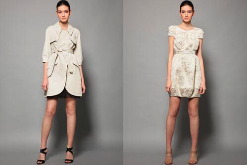 Vera Wang Lavender Label on Gilt