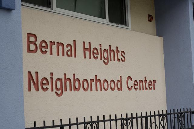 bernal heights neighborhood center