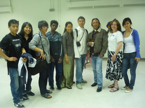 Drebu organizers with some of the participants and supporters