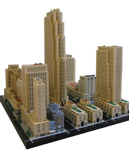 Rockefeller Center, New York by Spencer_R.