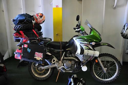KLR 650 Bike Trip Mexico 4