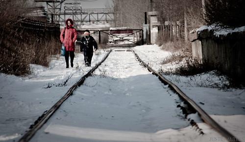 Railway Adjacent to 371