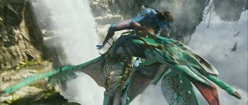 Avatar - Flying 3