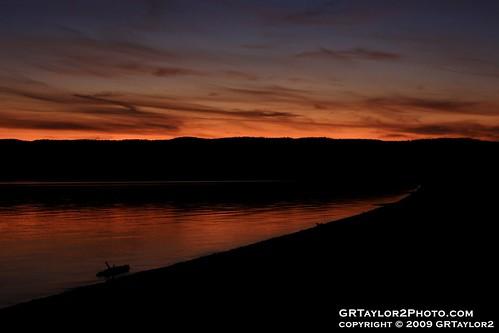 Lake Yellowstone : Yellowstone, MT