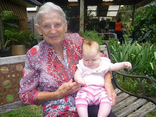 Nan & Zoe
