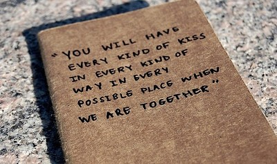 Every kind of kiss love