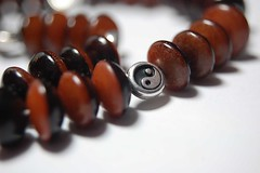 Buddhist Rosary, Detail