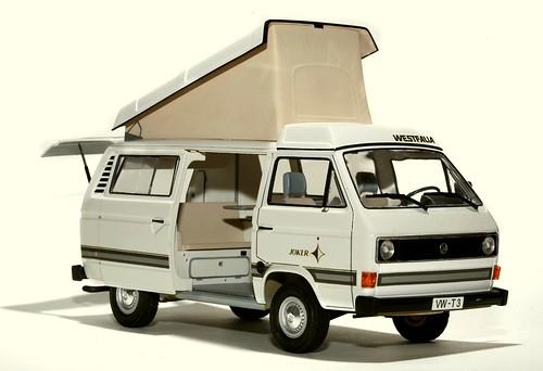 Revell VW Westfalia