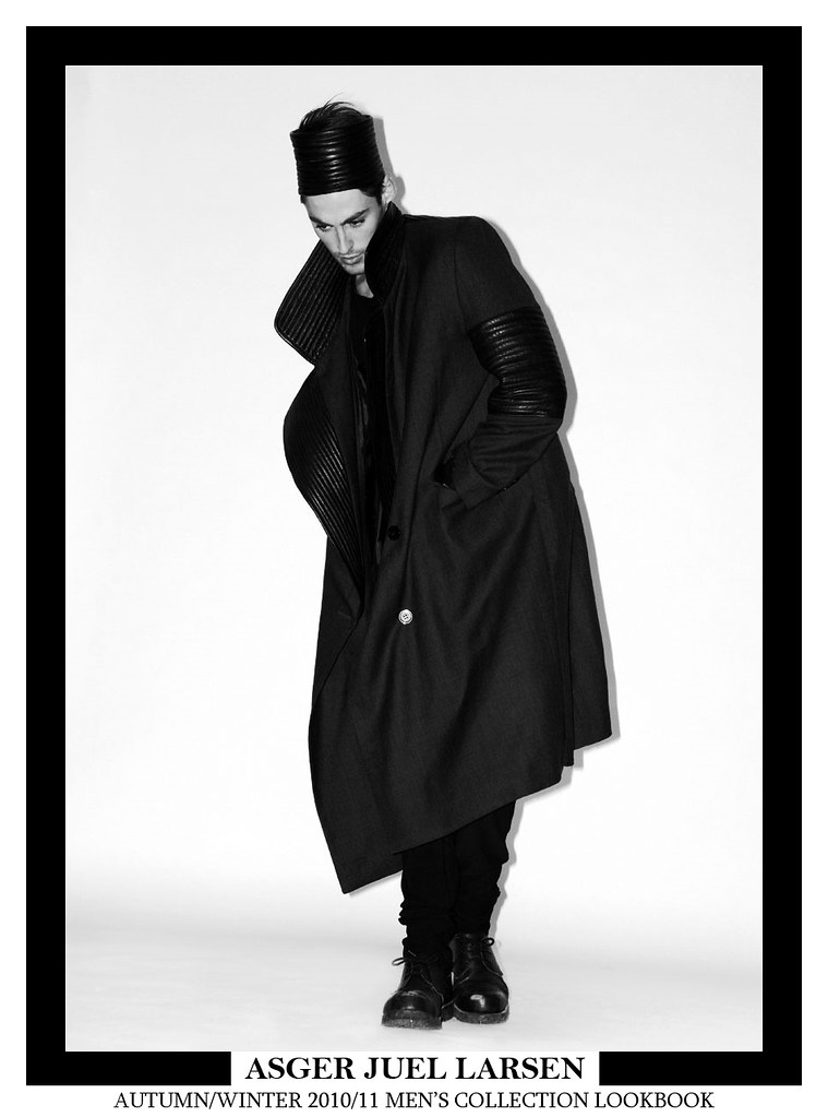 asger juel larsen a-w 2010 lookbook 3