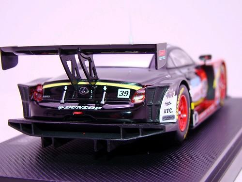 EBBRO DUNLOP SARD SC430 SUPER GT 2009 NO (7)