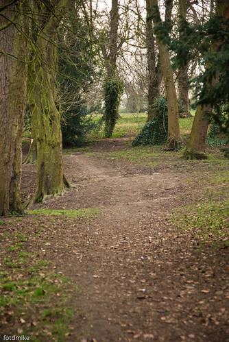Hall Park, Rushden _G103522