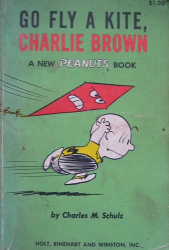 Go Fly a Kite, Charlie Brown, Charles Schulz