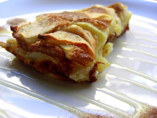 apple tart/cake