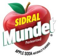 Sidral Mundet Label Design