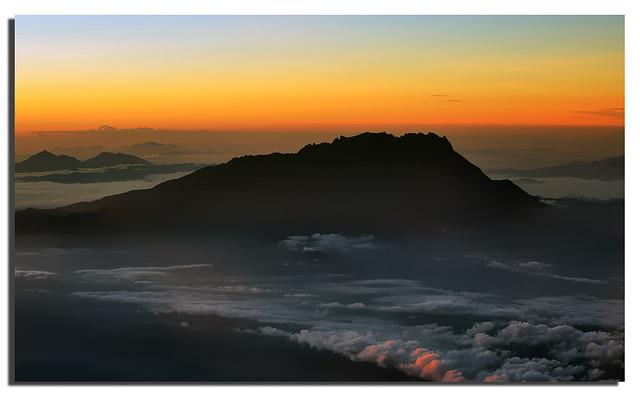 Mt. Kinabalu Sunrise