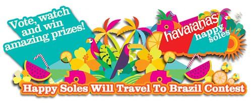 Havaianas HappySole Video Contest