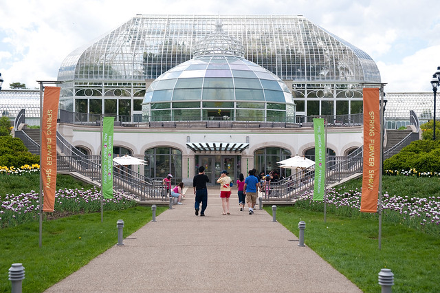 Phipps Conservatory and Botanical Garden Photos