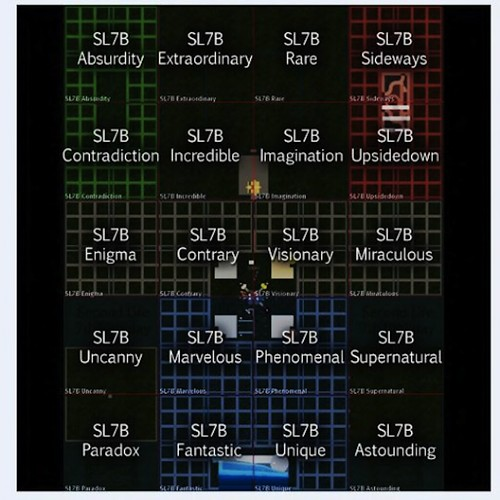SL7B Map