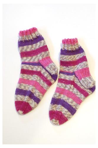 Socktoberfest socks II FO