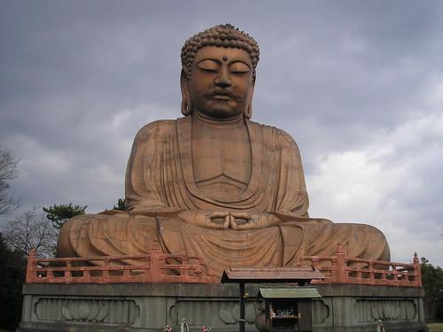 Large Buddha (Daibutsu)