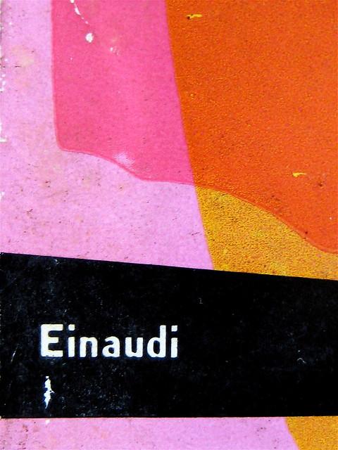 Anne Frank, Diario, Einaudi 1954, [sovracoperta di Bruno Munari] (part.), 1