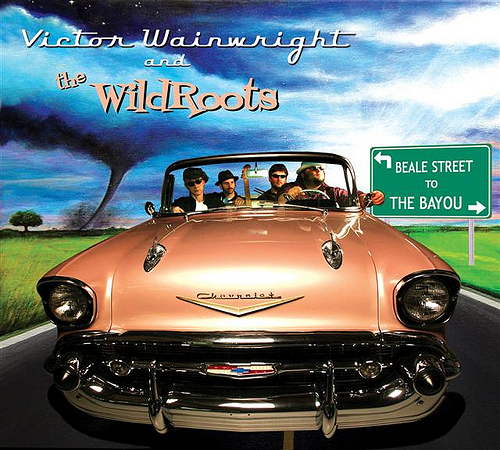 Victor Wainwright And The Wildroots - Beale Street To The Bayou (CD)