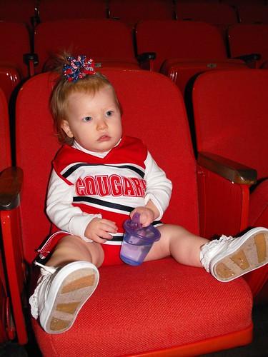 Cheerleader Brooke