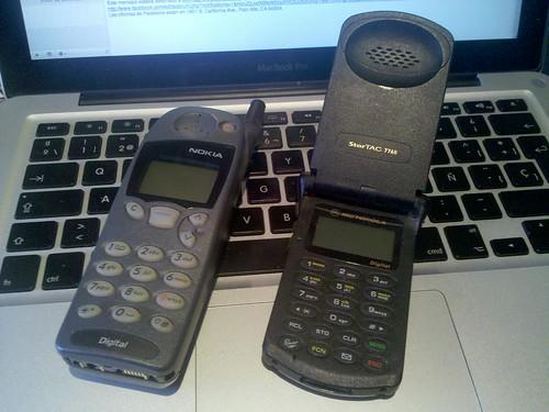 Smartphones Grandpa's par estilopda