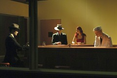 Inside Edward Hopper's Nighthawks
