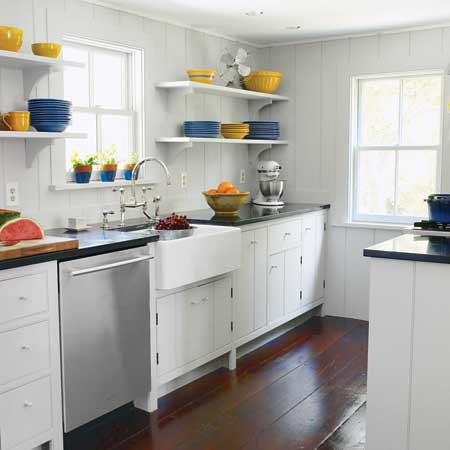 Kitchen Remodeling- A Before and after for a small galley ... on Small:xmqi70Klvwi= Kitchen Remodel Ideas  id=73518