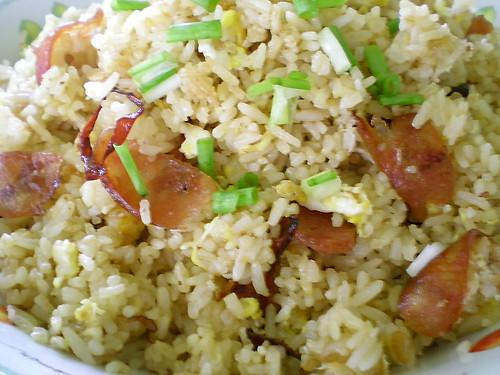 STP's fried rice 1