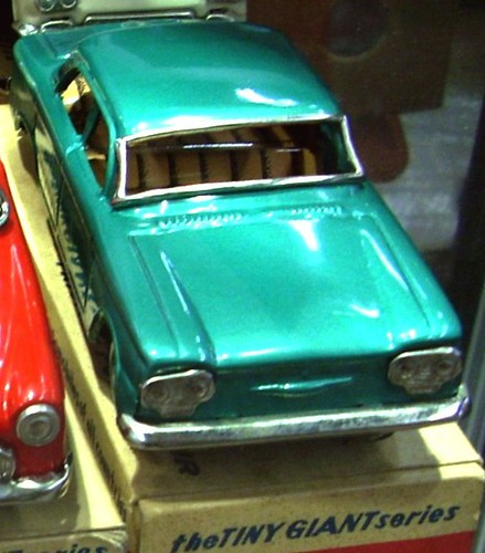 Tiny Giant Corvair
