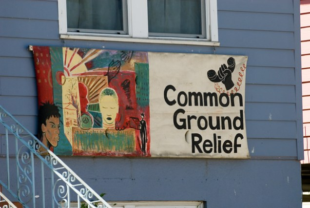 Common Ground Relief - Lower Ninth Ward - New Orleans