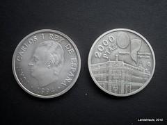 2000 PTAS - 1994