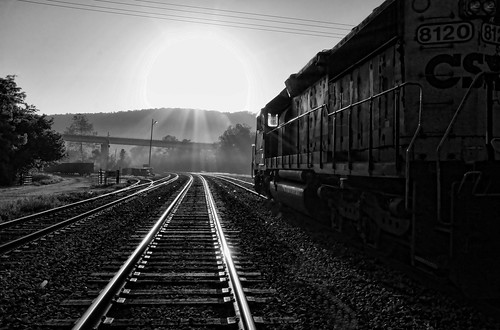 Train to the Sun