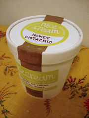 Pistachio Honey Nice Cream