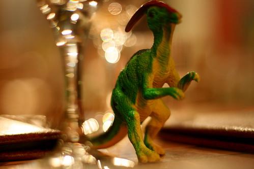 Dinosaur! Bert.
