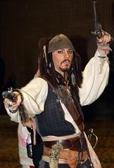 Captain Jack, Comicon